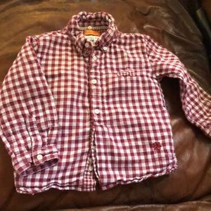 18 month button up